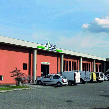 materiale elettrico a Monza, punto vendita Sacchi Elettroforniture.