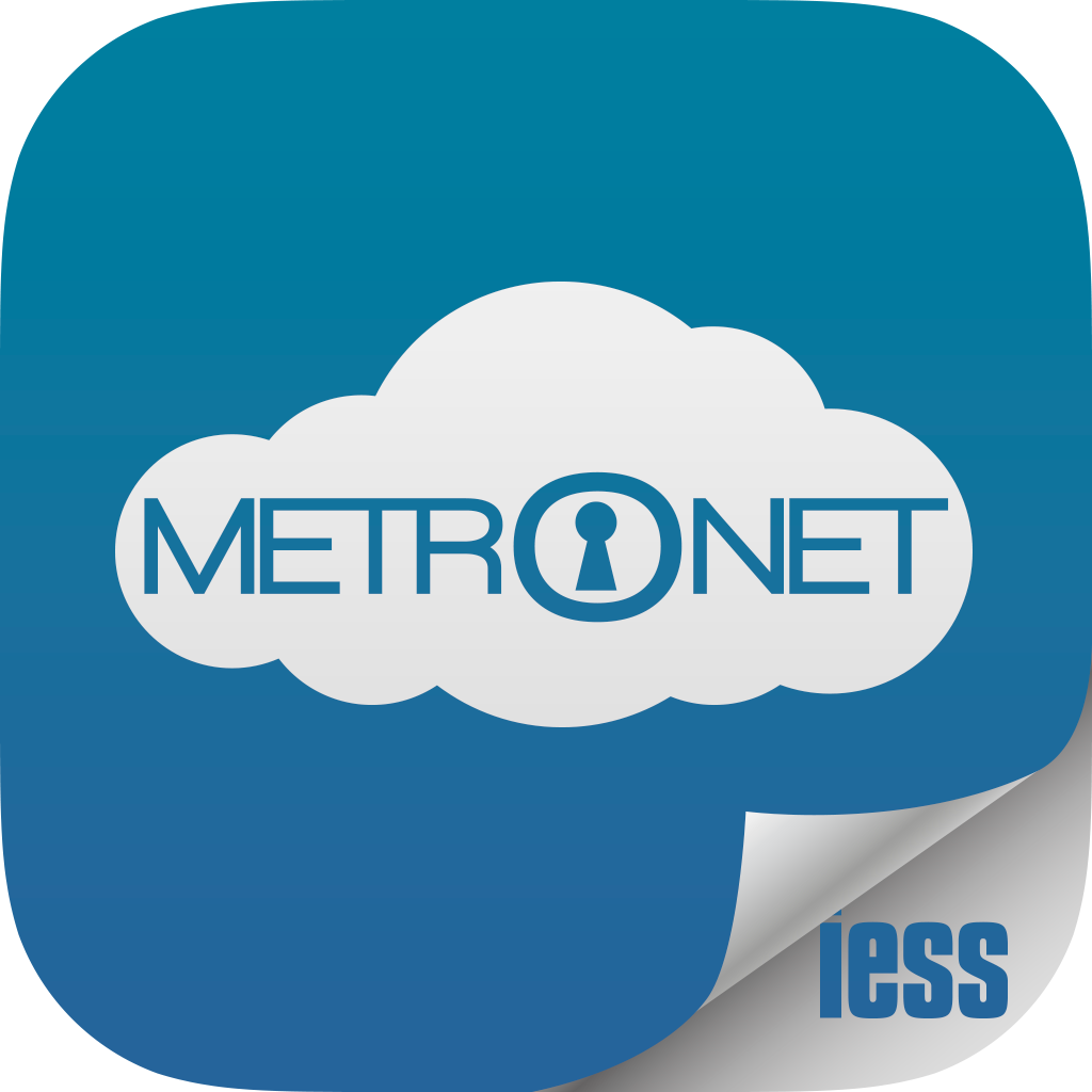 App metronet by Iess | Sacchi Elettroforniture