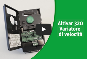 Altivar 320 Schneider Electric | Sacchi Eletttroforniture