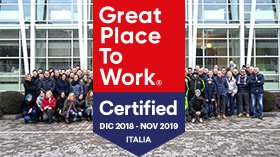 Sacchi elettroforniture Great Place to Work