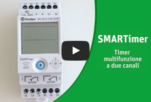 SMAR Timer Finder | Sacchi Elettroforniture